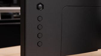 Dell Alienware AW2521HF Controls Picture