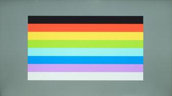 MSI Optix MAG161V Color Bleed Horizontal