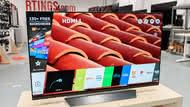 LG E8 OLED Design Picture