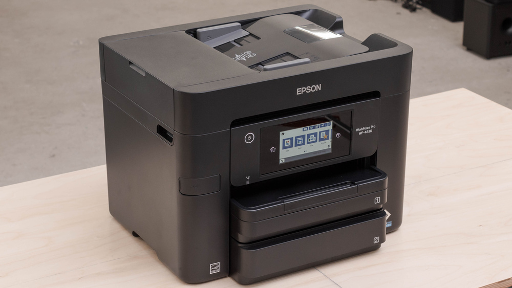 Epson WorkForce Pro WF-4830 Picture