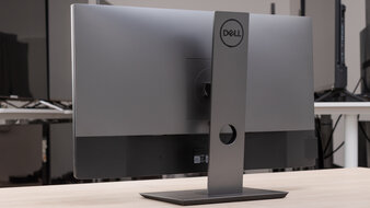 Dell UltraSharp U2520D Back Picture