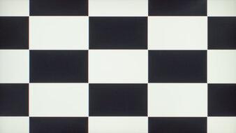 AOC 24G2 Checkerboard Picture