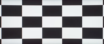LG 38WN95C-W Checkerboard Picture