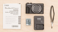 Canon PowerShot G7 X Mark III In The Box Picture