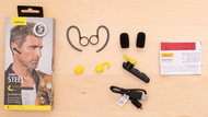 Jabra Steel Bluetooth Headset In The Box Picture