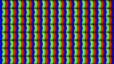 LG LF5500 Pixels Picture