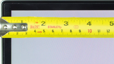 LG UF8500 Borders Picture