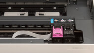 HP ENVY 6075 Cartridge Picture In The Printer