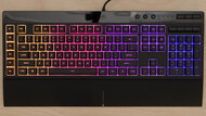 Corsair K55 RGB PRO Backlighting Picture