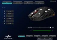 Pwnage Ultra Custom Wireless Symm Software settings screenshot