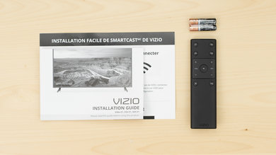 Vizio E Series 2017 In The Box Picture