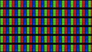 Samsung NU6900 Pixels Picture