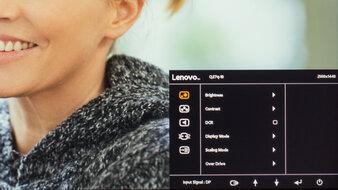 Lenovo Q27q-10 OSD Picture