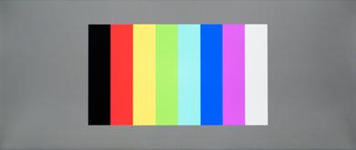 LG 29UM69G-B Color bleed vertical