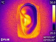 Harman/Kardon NC Noise-Cancelling Breathability Before Picture