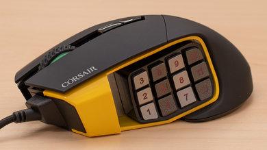 Corsair Scimitar Pro RGB Design