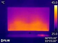 Samsung KS9500 Temperature picture