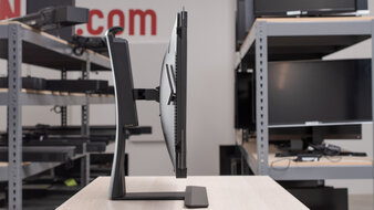 ViewSonic Elite XG270 Thickness Picture