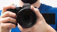 Panasonic Lumix DC-S5 Hand Grip Picture