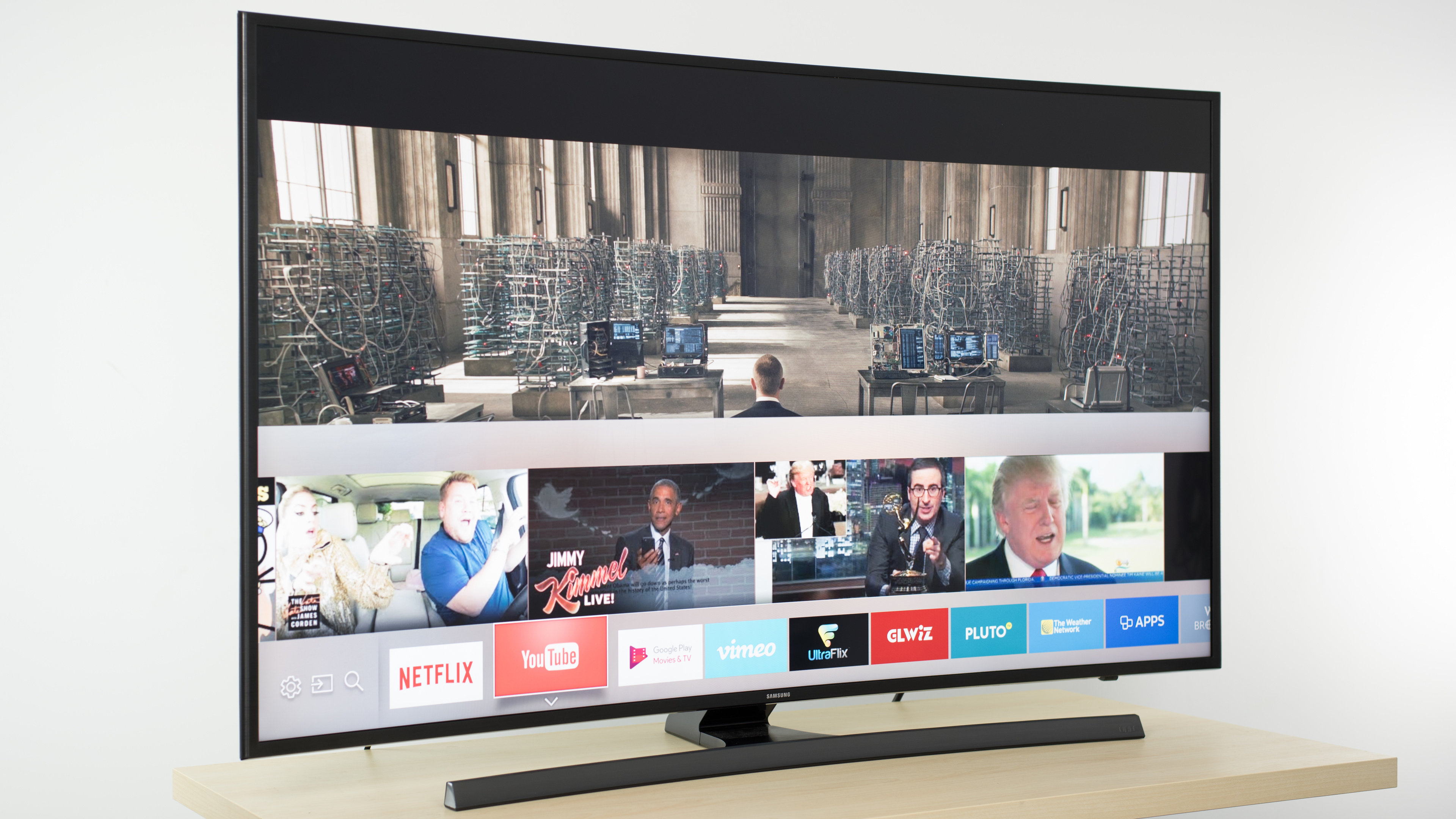 Samsung Ku6600 Review Un55ku6600  # Model Table Pour Tv