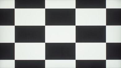 Samsung NU7100 Checkerboard Picture