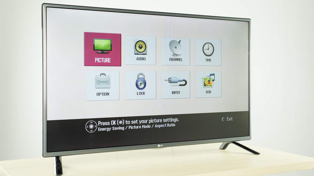 LG LF5600 Picture