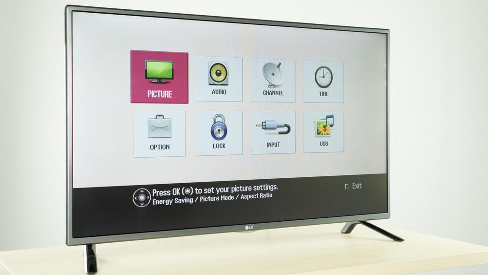LG LF5600 Design Picture