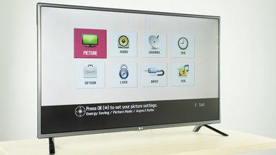 LG LF5600 Design