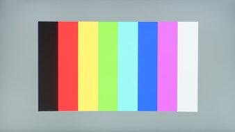 MSI Optix G27C5 Color Bleed Vertical