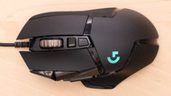 Logitech G502 HERO Build quality picture