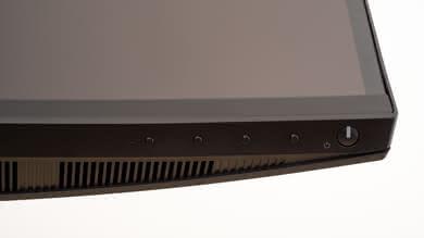 Dell U3818DW Controls picture