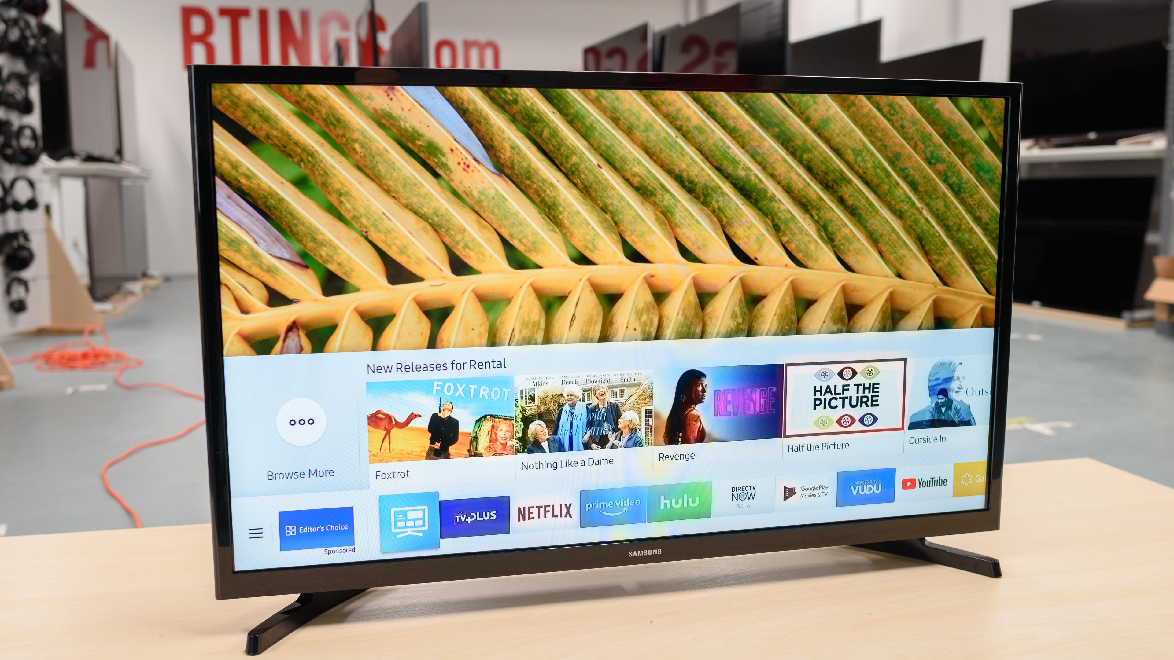 "Flat Screen LED HD TV 1080P HDMI USB Wall Mountable Built in Digital Tuner 24/"""
