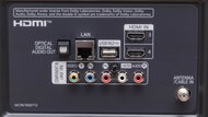 LG NANO80 2020 Rear Inputs Picture