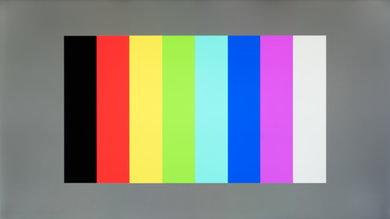 ASUS PG279QZ Color bleed vertical
