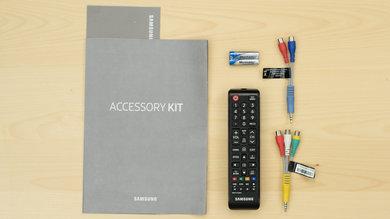 Samsung MU6100 In The Box Picture