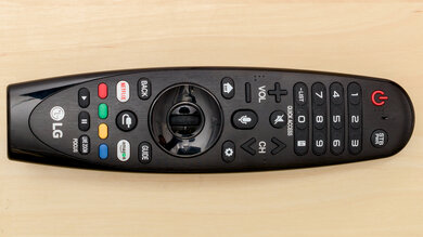 LG C8 OLED Remote Picture