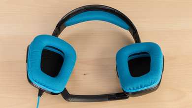 Logitech G430 Gaming Headset Comfort Picture