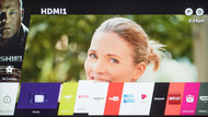 LG LJ5500 Smart TV Picture