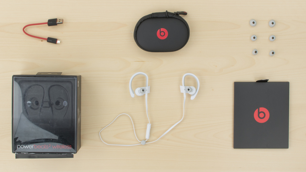 Beats Powerbeats 2 Wireless In the box Picture