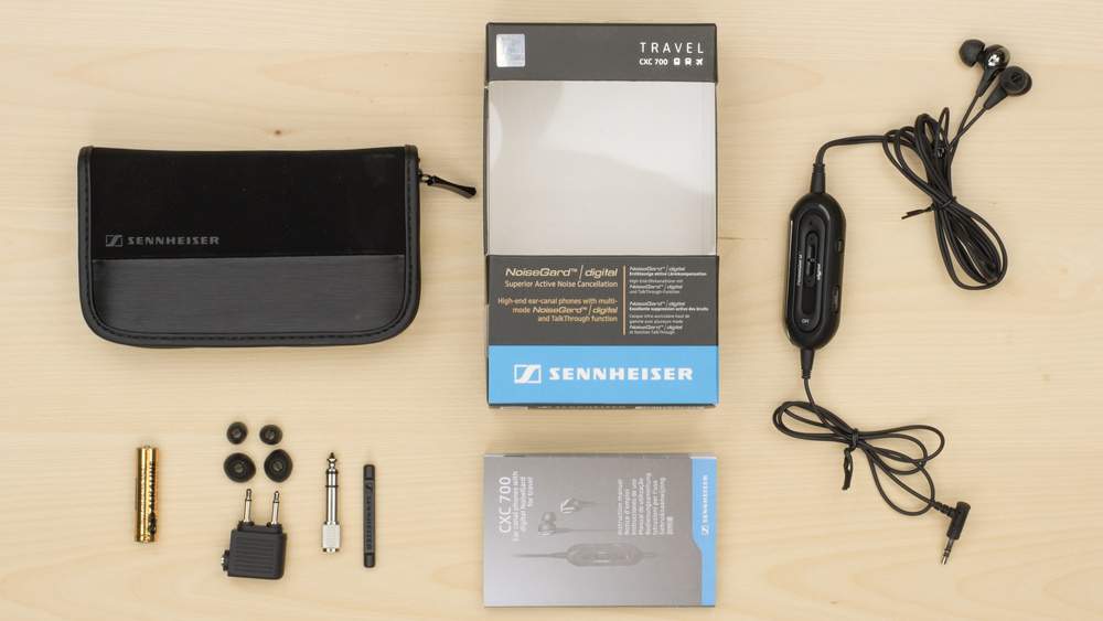 Sennheiser CXC-700 In the box Picture