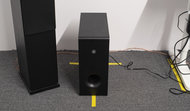 Yamaha YAS-408 Dimensions photo - sub