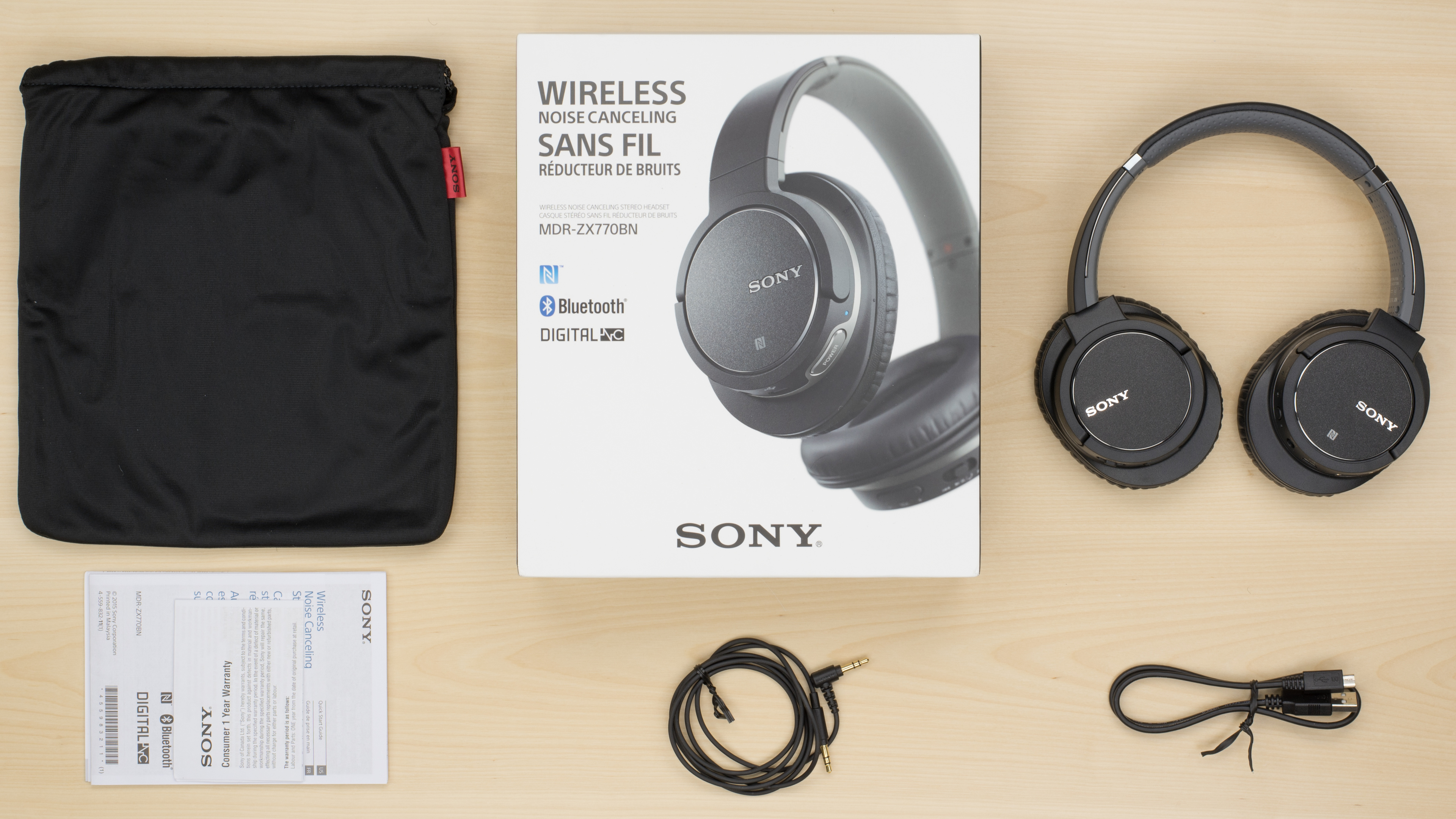 Sony mdr-zx770bt