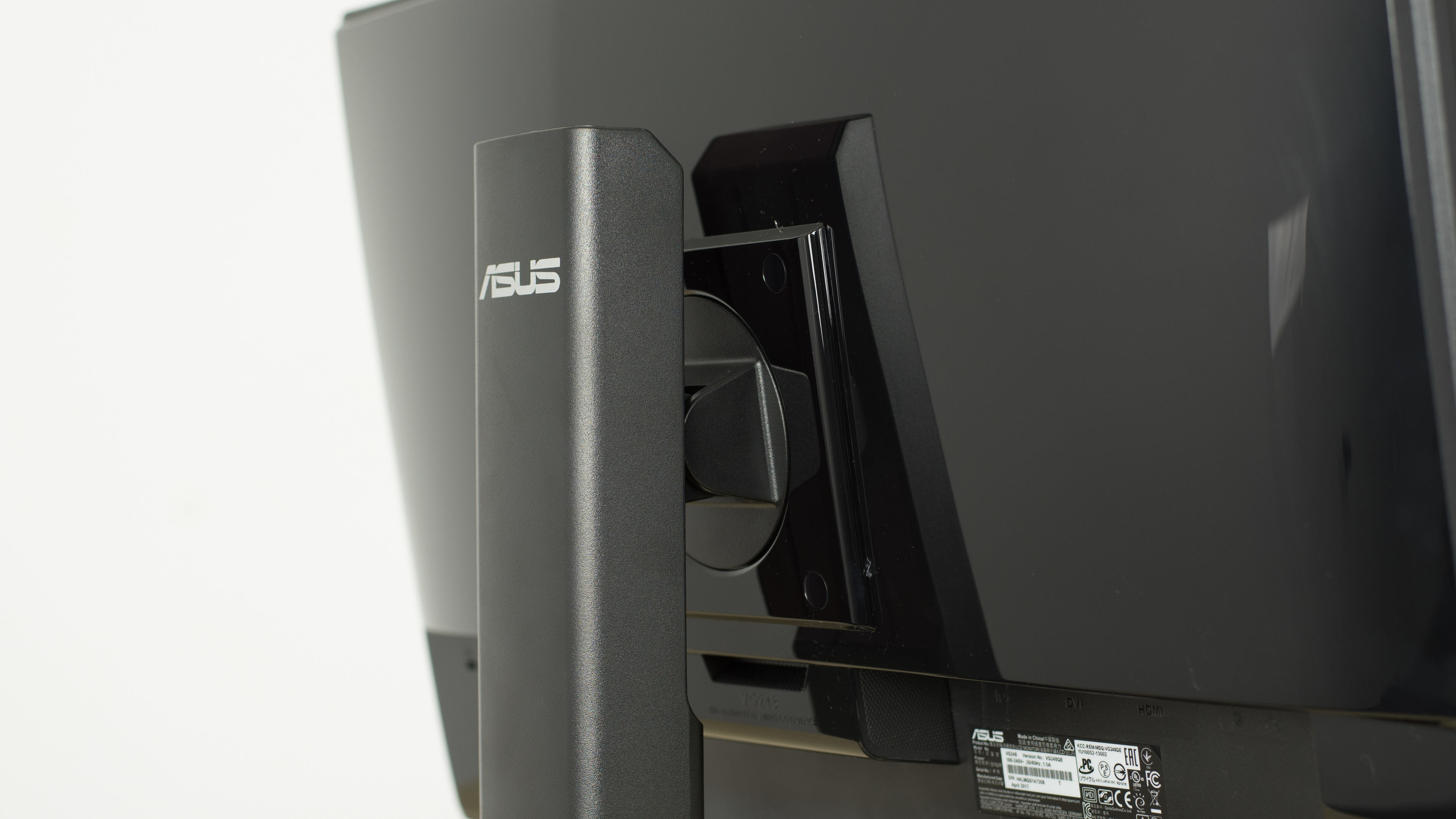 ASUS VG248QE Review - RTINGS com