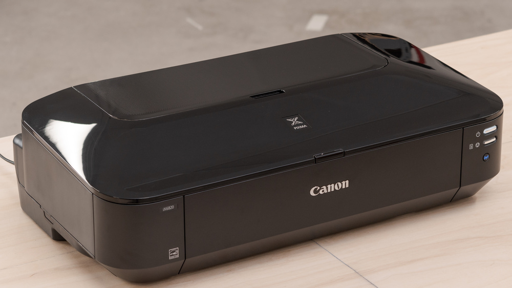 Canon PIXMA iX6820 Picture