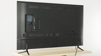 Samsung MU6100 Back Picture