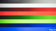 Samsung TU8000 Gradient Picture