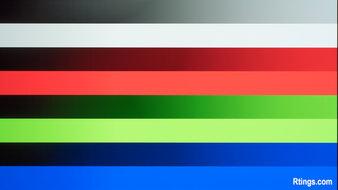 LG 48 C1 OLED Gradient Picture
