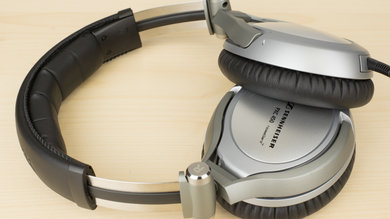 Sennheiser PXC 450 Build Quality Picture