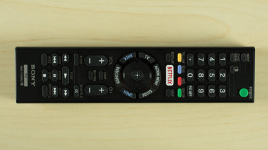 Sony W800C Remote Picture