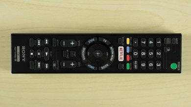 Sony W800C Remote Picture